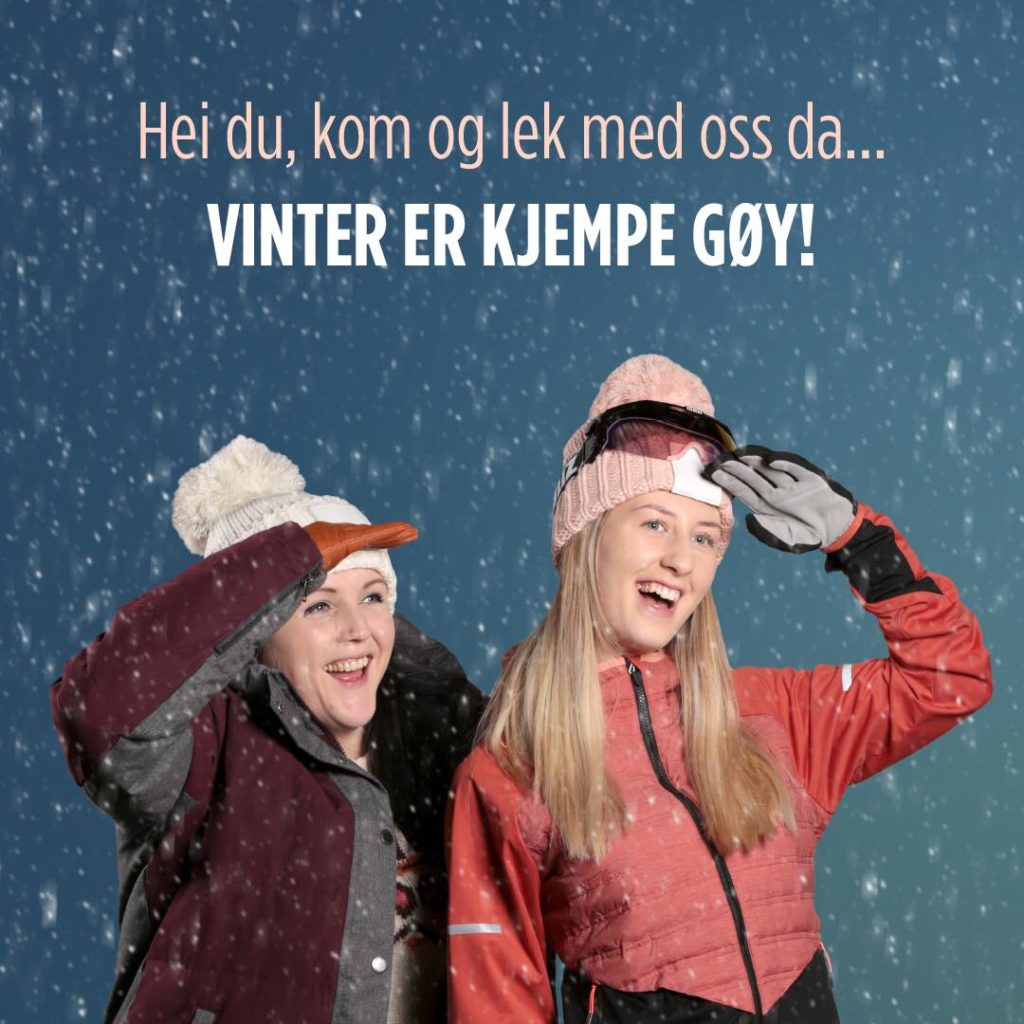 10 tips til lek i vinter! | VESTBY STORSENTER